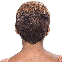 JAN-VENUS Short Human Hair Wig