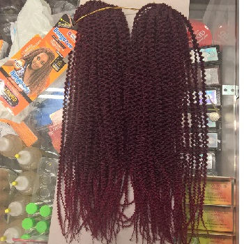 Angels Bongo Twist Crochet Braid