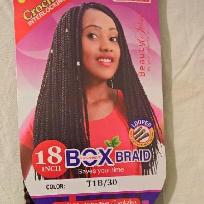 Angels Box Braid 18