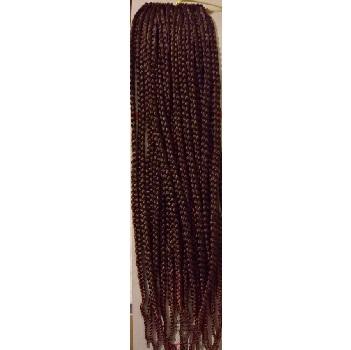 "Angels Box Braid 18""  - Crochet Braid (18 pieces looped braids)"