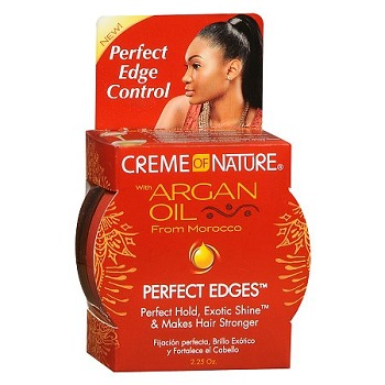 Creme of Nature Argan Oil Perfect Edge Hair Gel 63.7 g
