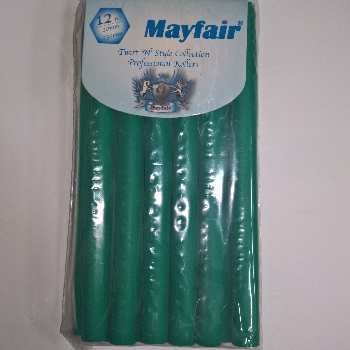 Mayfair 12Pcs Bendy Rollers/Rods Large - 20mmX250mm