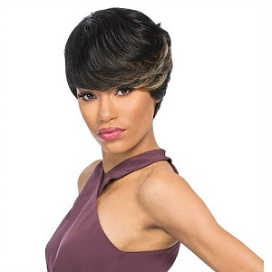 NS Short Human Hair Wig  NOV -VENUS