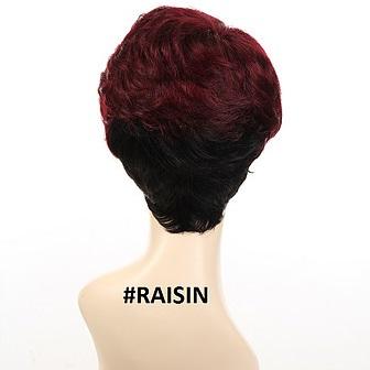 NS Short Human Hair Wig  NOV -VENUS