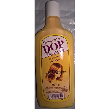 Dop Shampoo with Eggs 100ml