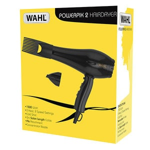 Wahl Powerpik 2 Hair Dryer 1500W