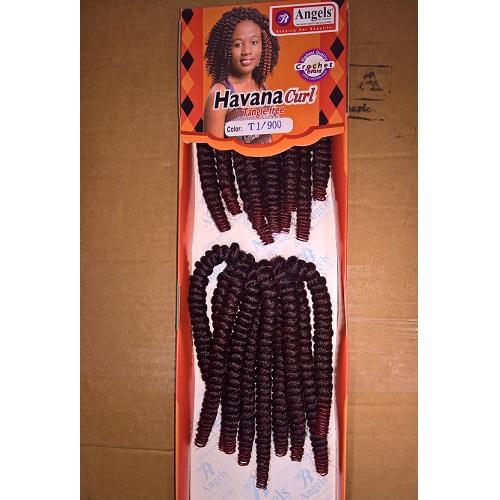 Angels Havana Curl Crochet Braid 7