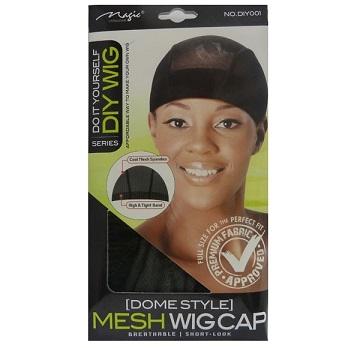 Magic Dome Style Mesh Wig Cap