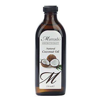 Mamado Aromatherapy 100% Pure Coconut Oil 150ml