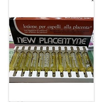 12X NEW PLACENTA HAIR TREATMENT 10ml (12pieces)