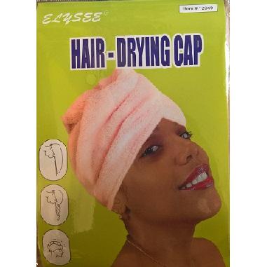 Hair-Drying Cap