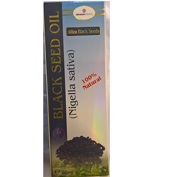 Aliza Black Seed Oil (Nigella Sativa) 60ml