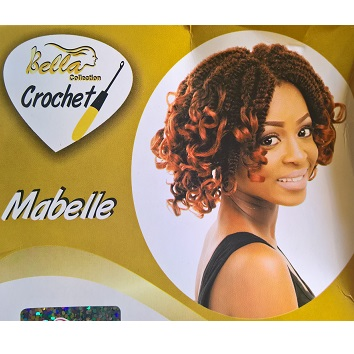 Mabelle Crochet Braid