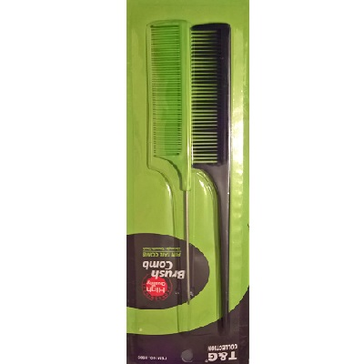 T&G PIN TAIL COMB SET 2PC