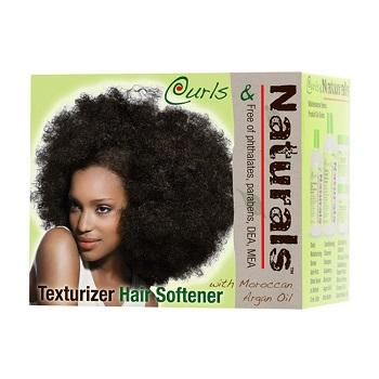 Curls & Naturals Texturizer Hair Softener