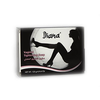 Diana Vaginal Tightening Soap 125g