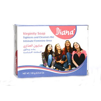 Diana Virginity Soap 125g
