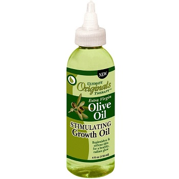 Ultimate Organic Therapy Olive Oil Stimulating Growth Oil 118ml