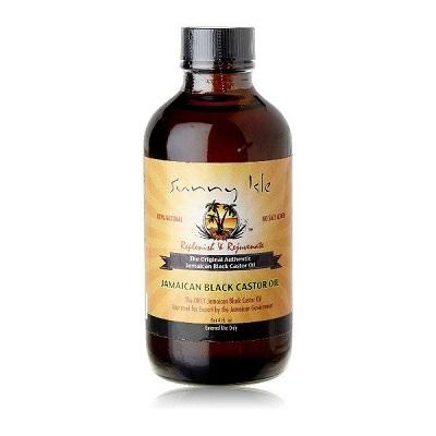 Sunny Isle Jamaican Black Castor Oil 4oz