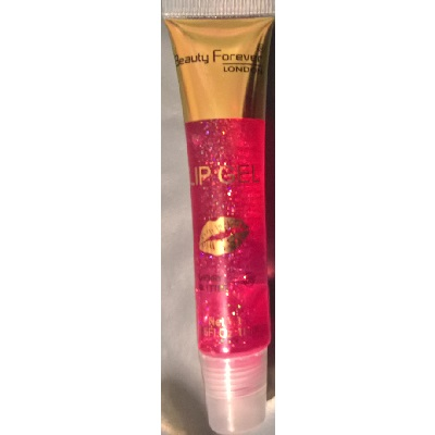 Beauty Forever Lip Gel 18ml - Cherry Glitter