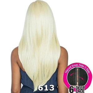 Brown Sugar Side 2 Side Lace Front Wig - BSD2609 Cleveland Ari - 613