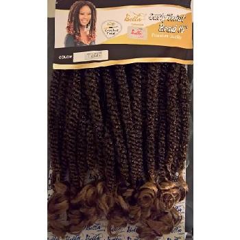 """Bella Curly  Twist Crochet Braid 16"""""""