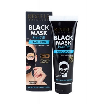 Revuele Black Mask Peel Off Hyaluron 80ml