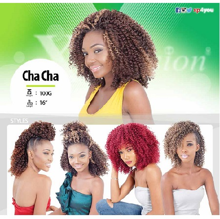 XPression Synthetic Cha Cha Weave