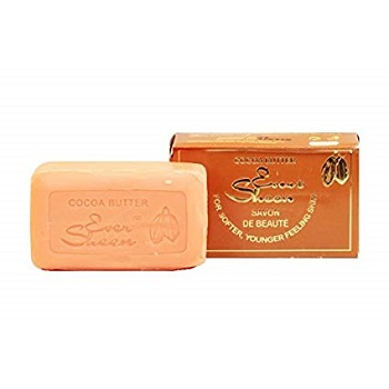 Ever Sheen Cocoa Butter Beauty Soap 200g