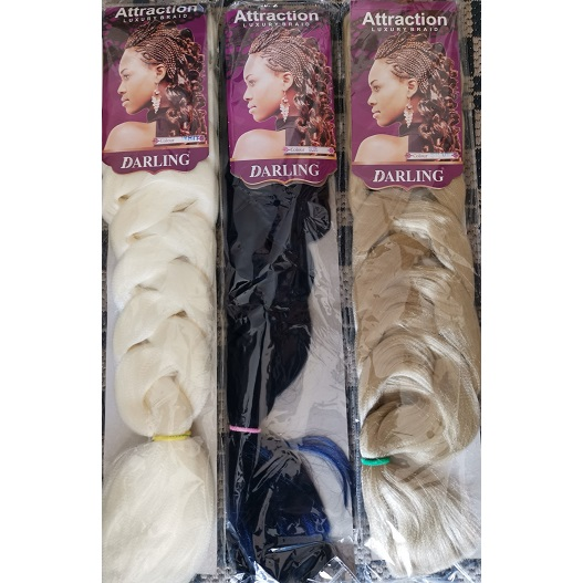 Darling Attraction Luxury Braid 82