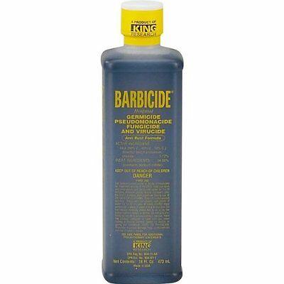 Barbicide Disinfectant Solution 16oz