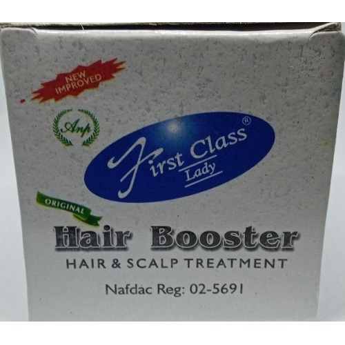 First Class Lady Hair Booster Hair & Scalp Treatment 85g