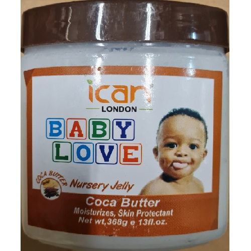 Ican Baby Love Nursery Jelly - Cocoa Butter 368g