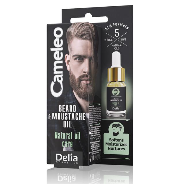 Cameleo - Beard & Moustache Oil 10ml