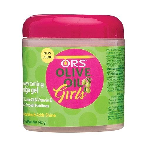 ORS Olive Oil Girls Fly-Away Taming Edge Gel 142g