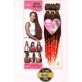"""Bella 3X RTG Braid 29"""" (3 Bundle in a Pack)"""