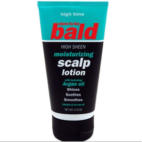 High Time Dare To Be Bald Moisturizing Scalp Lotion 4.75 oz